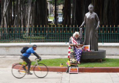 Banning Bikes At The Capitol Would Make Cycling On Oahu Even Harder