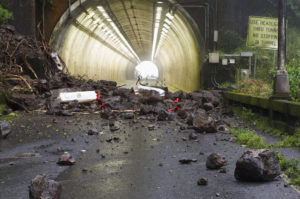Landslide Closes Pali Highway And Seriously Injures Woman