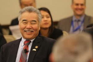 Ige Doesn't Think HART's Federal Funding Is Threatened