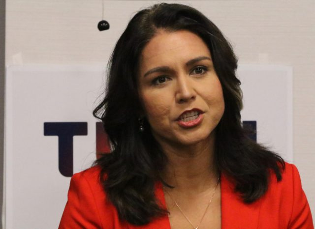 Gabbard Has Missed Nearly A Quarter Of House Votes This Year