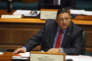 Minority Leader Wants Transparency On Military's West Loch Plans