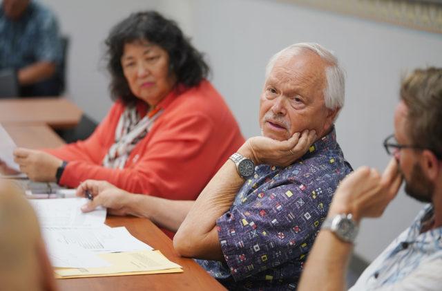 Council on Revenues Member JACK P. SUYDERHOUD.