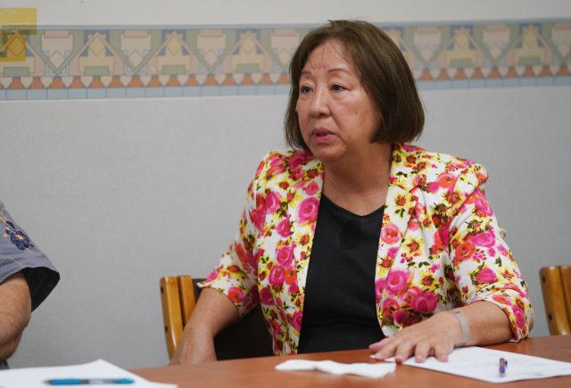 Linda Chu Takeyama Council on Revenues Meeting.
