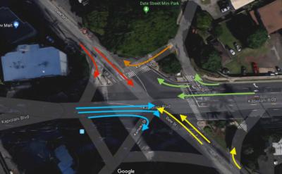 The Twisted History Of Honolulu Traffic Engineering