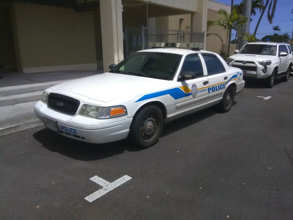 Big Island Police Kill Knife-Wielding Man