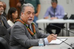 Senators' Scrutiny Of Public Safety Chief Will Stretch Into Next Week