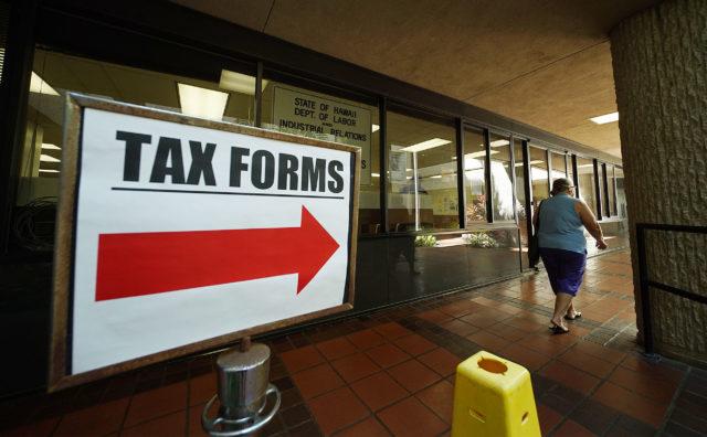 Tax Office Keelikolani Building 830 Punchbowl Street.