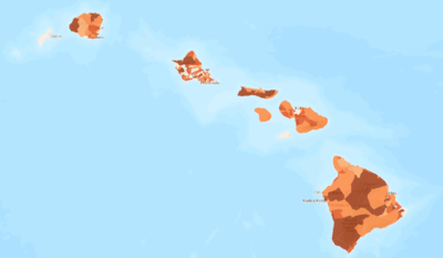 Where Hawaii Renters Spend Half Their Incomes On Housing