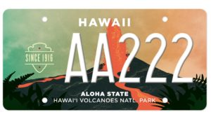 Big Island: Specialty License Plates A Big Moneymaker For Damaged Park
