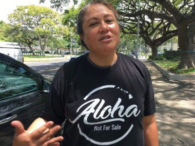 Who Owns Aloha? Hawaii Considers Protections For Native Culture