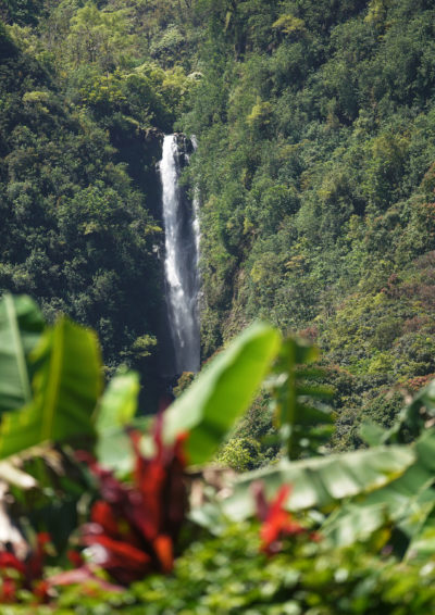 Waterfall in Wailua Maui2.
