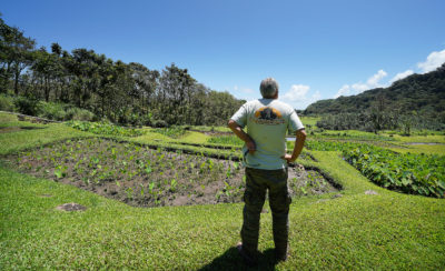 This Native Hawaiian Taro Farmer Has Been Fighting A&B For Decades