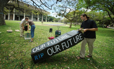Climate Activists: Hawaii Legislature 'Wasted An Entire Year'