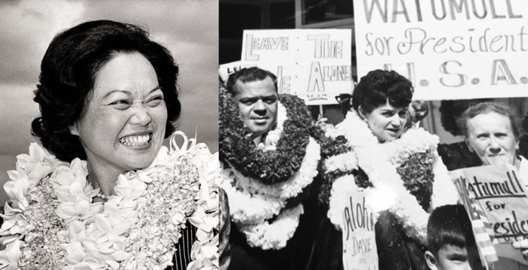 Denby Fawcett: Tulsi Gabbard Isn't The First Hawaii Resident To Run For President