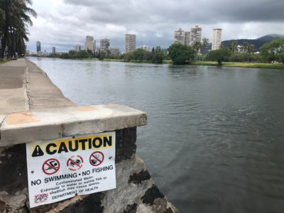 Ala Wai Canal: Flood Control Project Will Do Little To Clean Up the Polluted Waterway