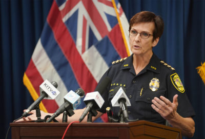 HPD Chief Susan Ballard Is Up For Review This Week. Is She Still Up To The Job?