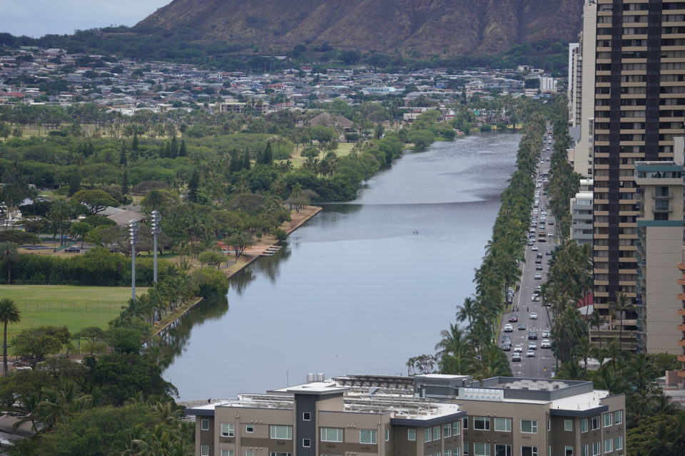 New Snags Hold Back Ala Wai Flood Control Project