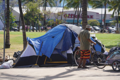 Oahu Is Overhauling How It Counts The Homeless