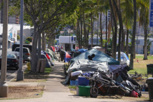 Denby Fawcett: Kakaako Homeless Population Grows While City And State Dither Over Land Transfer