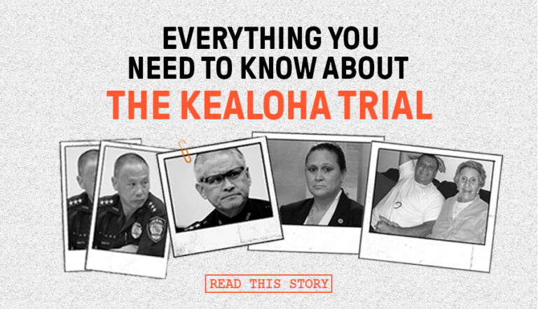 PSA – Follow the Kealoha Trial