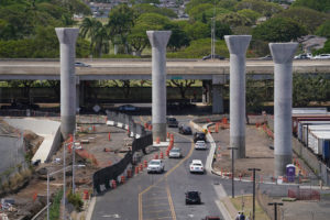 Honolulu Rail Will Spend Nearly $40 Million More On Change Order Fixes