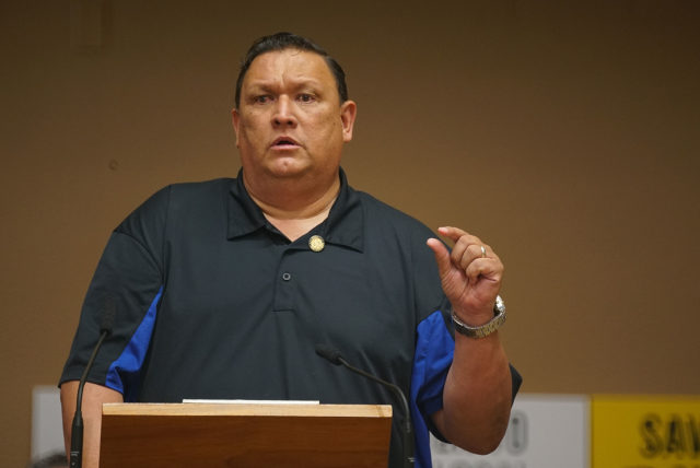 Senator Kurt Fevella testifies in support of City Council Bills 89 85.