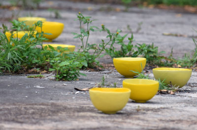 Denby Fawcett: Yellow Bowls And The Ugly Wartime History They Symbolize