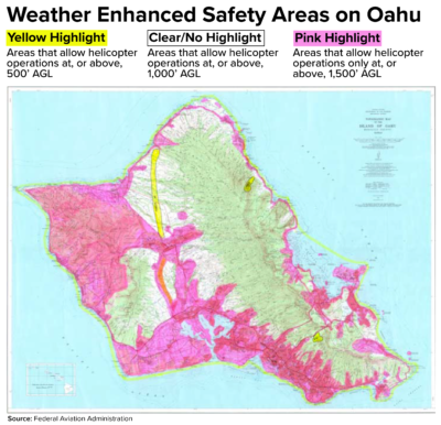 Kailua Crash Puts Hawaii's Copter Tours Under A Microscope