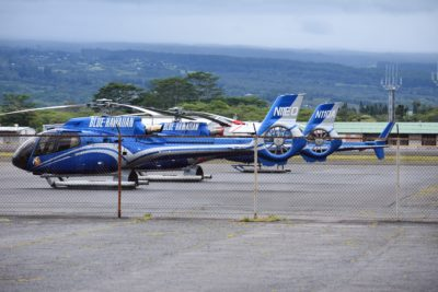 Big Island: Noise From Helicopter Tours Leaves Residents With Frayed Nerves