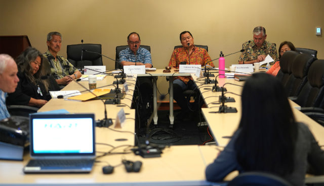 HART Board Meeting held at Alii Place.
