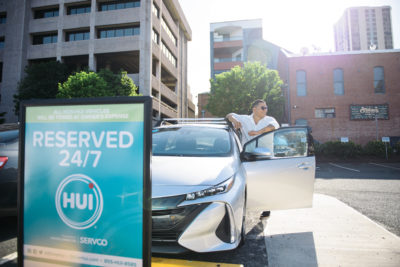 City May Reserve Some On-Street Parking Spaces For Car-Sharing Companies