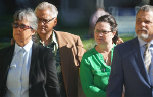 Kealoha Trial: Officers Testify Against Their Former Chief And His Wife