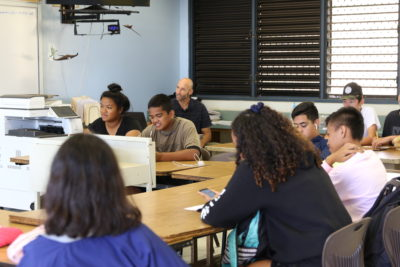 Hawaii's Older Students Lag On 'Nation's Report Card'
