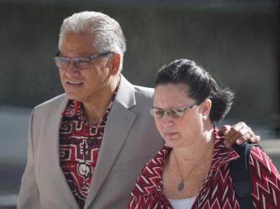 Louis Kealoha Files For Divorce From Katherine Kealoha