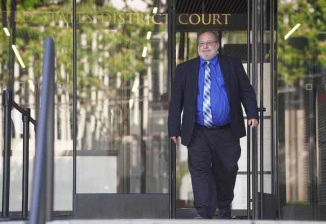 Federal Public Defender Alexander Silvert.