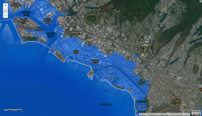 Here's How Sea Level Rise Could Transform Hawaii