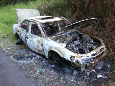 Big Island: Coping With The 'Big Litter' Of Abandoned Vehicles