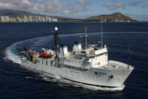Loss Of NOAA's Primary Honolulu Ship A Setback For Research
