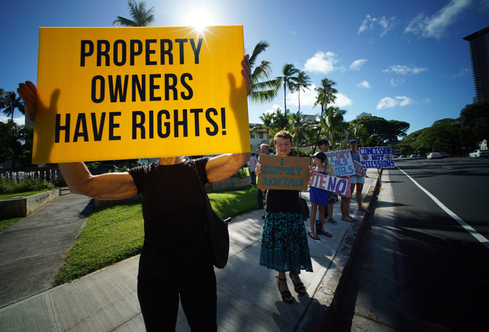 Honolulu Made A Big Mistake In Punishing Short-Term Rentals