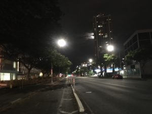 Sterling Higa: The Things I Only See When I Bike Honolulu At Midnight