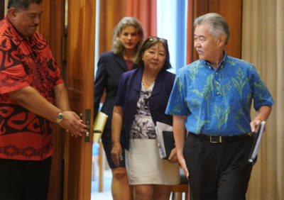 Gov. Ige Should Rethink Some Of His Veto Targets