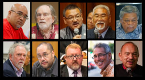Chad Blair: Where Did All The Beards And 'Staches Go On Hawaii Politicians?