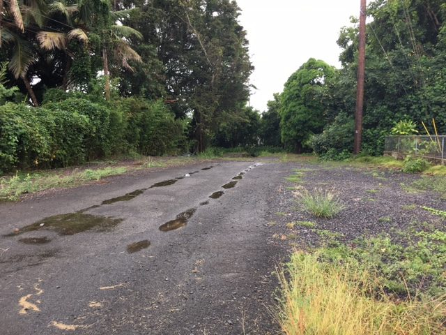 site of proposed Puohala Village project, Kaneohe