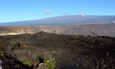 Feds Raise Alert Level At Mauna Loa Volcano