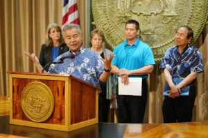 Ige: No Additional National Guard Troops Coming To Mauna Kea