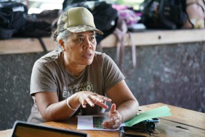 Aunty Kukui Maunakea Forth interview.