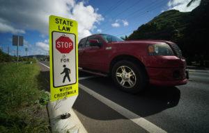 Why Are We Killing Pedestrians In Hawaii Crosswalks?