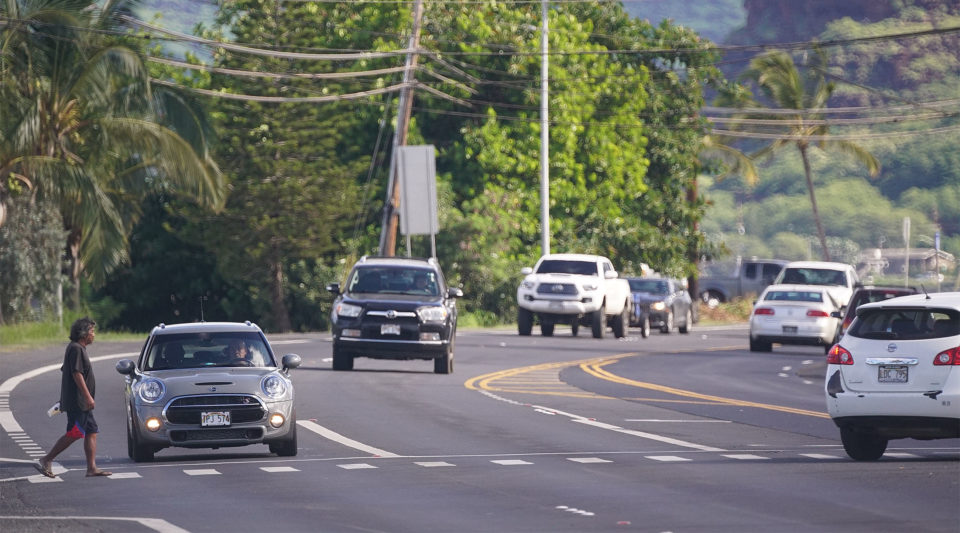 Farrington Highway Is A Lifeline — And A Big Hazard — For Leeward Residents