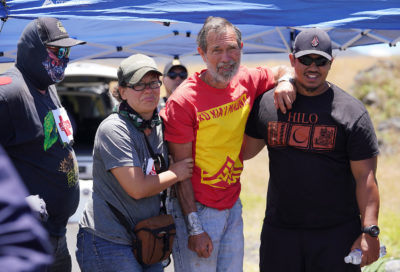 Trisha Kehaulani Watson: Mauna Kea Is Our Modern-Day Kahoolawe