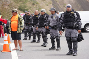 Mauna Kea Protest Has Cost Hawaii County Police $3 Million In OT